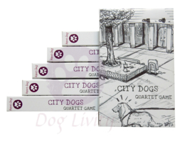 QUARTET GAME CITY DOGS