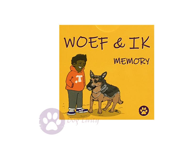 MEMORYSPEL Woef & Ik