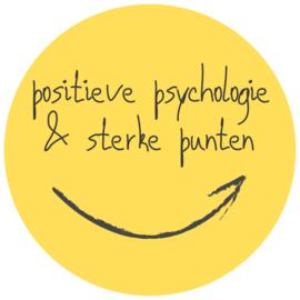 De positieve school module 1: Positieve psychologie & sterke punten - 6 januari 2021