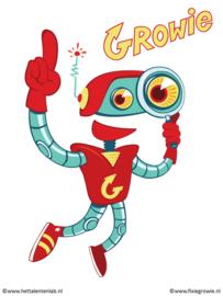Poster Growie