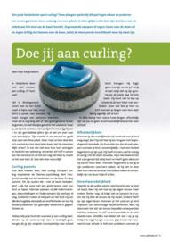 Doe jij aan curling?