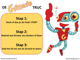 Poster Growie truc