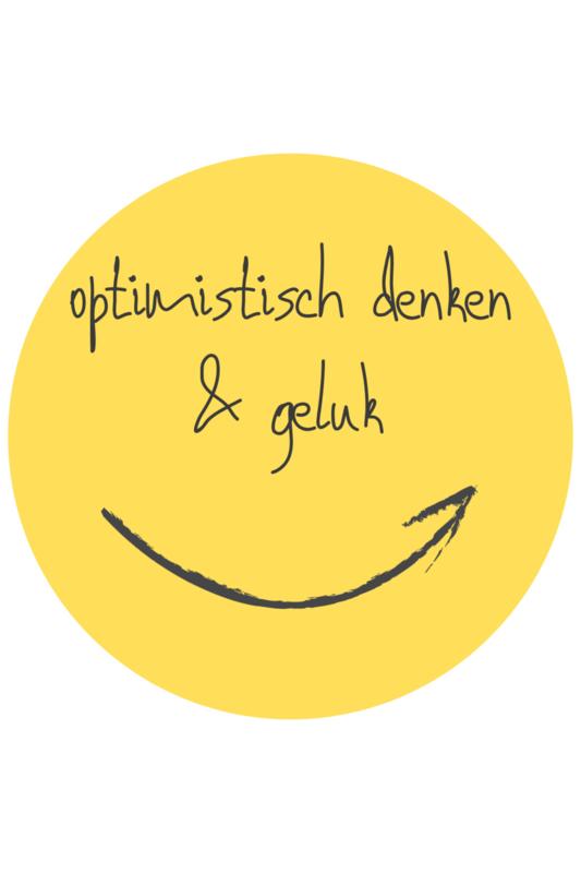 De positieve school module 6: Optimistisch denken & geluk - 26 mei 2021