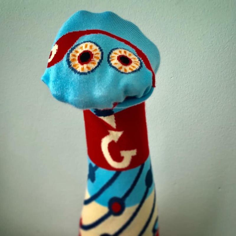 NIEUW! Mindset Sock Puppets