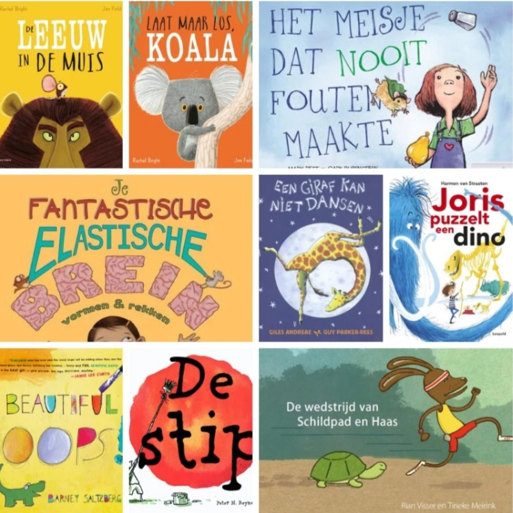 NIEUW! Prentenboekenpakket bij Groei in je Groep! (onderbouw)