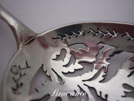 Zilveren olijflepel, 2de gehalte