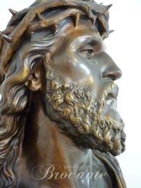 Imposante Christus,  Bulio Jean (maar liefst 58 cm!)