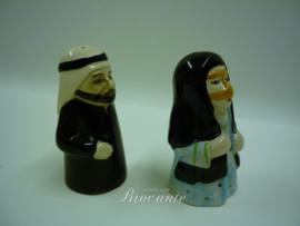 Peper en zout stel, Arabisch koppeltje