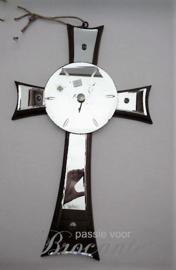 Art deco kruis met spiegeltjes