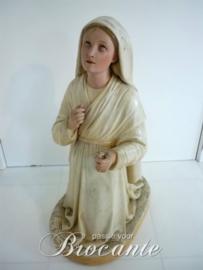 Bernadette Soubirou van Lourdes (H 65 cm)