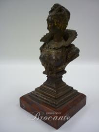Mooie barok buste Queen Elizabeth I
