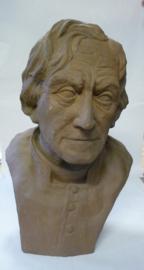 Buste van Cyriel Verschaeve - Louis Willaert