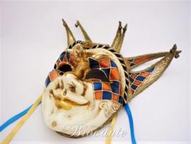Venetiaans masker - 2e helft 20e eeuw