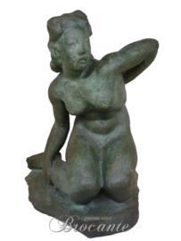 De baadster - Get. J.A. Gause (1910-1988)