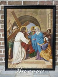 Fragment uit de kruisweg