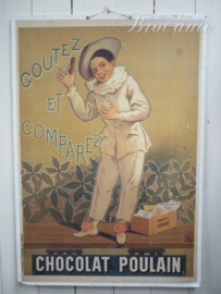 Mooie reclame Chocolat Poulain