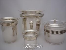 Handgemaakt tafelgerei van Zanetto, Italië Sinds 1963