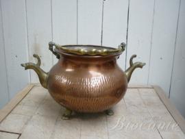 Mooi antieke aquamanile