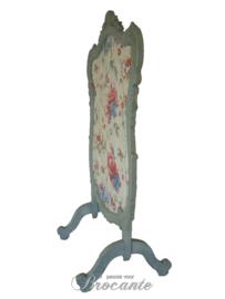 Antiek Frans haardscherm in rococostijl, Louis XV