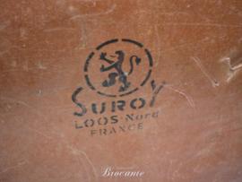 Industriële weverij mand Suroy Loos Nord France