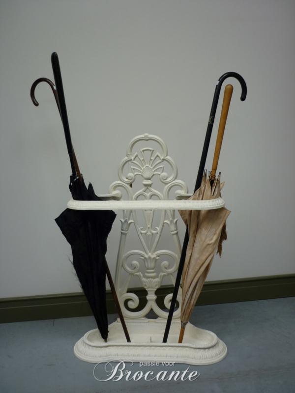 Mooie victoriaanse paraplubak in gietijzer - Nestor Martin