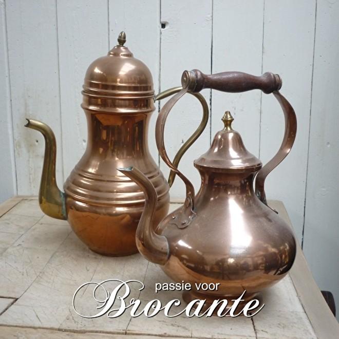 Passie voor brocante