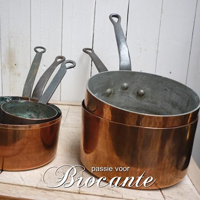 brocante keukenspullen