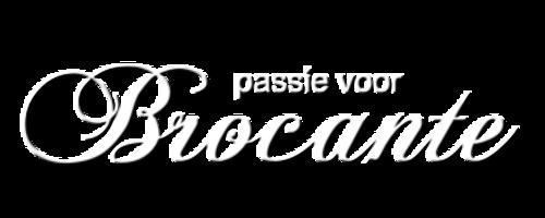 Passie voor brocante - webshop