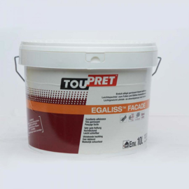 TouPret Egaliss - Wit / Creme - 4 liter