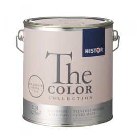 Histor The Color Collection - Shadow Pink 7514 Kalkmat - 2,5 liter