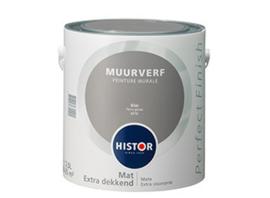 Histor Perfect Finish Muurverf Mat - Klei 6715 - 2,5 Liter