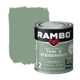 Rambo Tuin & Steigerhout - Helmgroen 1144 - 0,75 liter