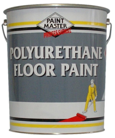 PU Betoncoating Paintmaster Floorpaint - WIT - 5 liter
