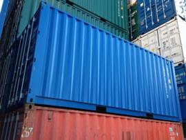 METAALCOATING Blauw - 5 liter - Containercoating