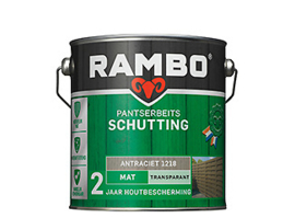 Rambo Pantserbeits Schutting