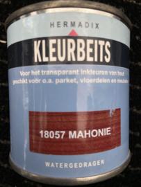Hermadix Kleurbeits - 18057 Mahonie - 0,25 liter