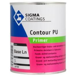 Sigma Contour PU Primer - Wit - 2,5 liter