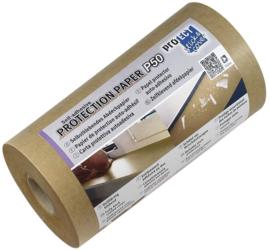 Zelfklevend afdekpapier - protection paper p50 150mm x 50m
