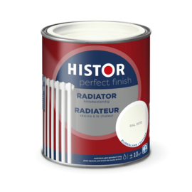 Histor Radiator Zijdeglans - Wit - 0,75 liter
