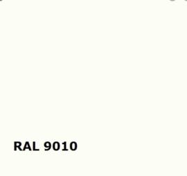 TUINBEITS - KLEUR RAL 9010 Zuiverwit - 2,5 liter