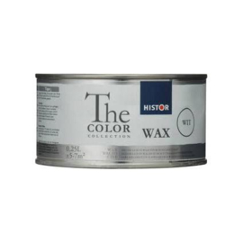 Histor The Color Collection Wax - Wit - 0,25 liter