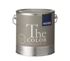 Histor The Color Collection - Boulevard Brown 7501 Kalkmat - 2,5 liter