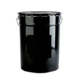 IJZERCOAT Zwart - 5 liter - METAALCOATING - Metaalcoat - Ijzercoat - Black bitumen - Teer