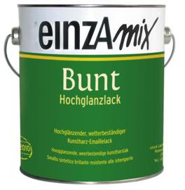 einzA Bunt Hochglanz - Alle kleuren - 3 liter