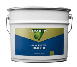 Boonstoppel Garantietex Dialith - Zwart - 10 liter