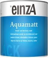 einzA Aquamatt - Alle kleuren - 0,5 liter