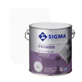 Sigma Primer Muren en Plafond - WIT - 2,5 liter