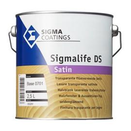 SIGMALIFE DS Satin - Licht Eiken - 2,5 liter