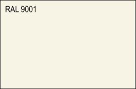 TUINBEITS - KLEUR RAL 9001 Cremewit - 2,5 liter