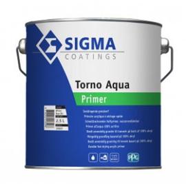 Sigma Torno Aqua Primer - RAL 9005 - 2,5 liter